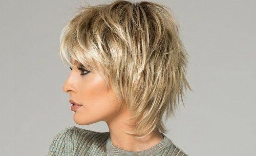 45 Short Hairstyles for Women with Thin Hair