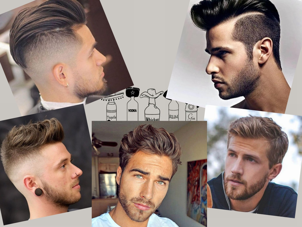 30+ Cool Short Haircuts For Men 2019