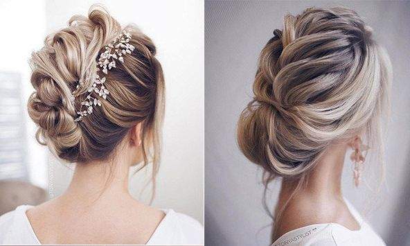 40 SO PRETTY UPDO WEDDING HAIRSTYLES FOR ANY OCCASION