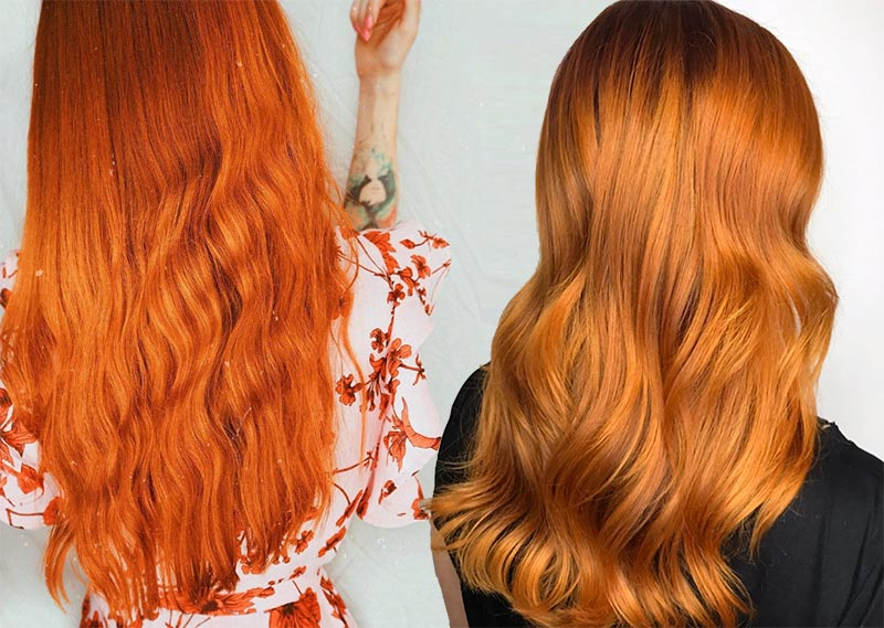 Ginger Hair Color Will Brighten Up Your Look