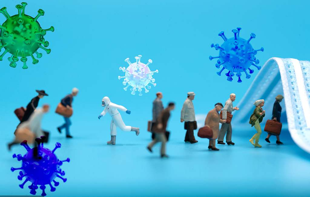 How to prevent us from the virus during the epidemic outbreak?