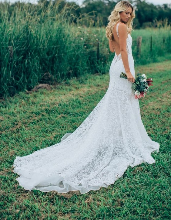 A LINE WEDDING DRESSES COLLECTIONS FOR 2019