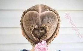 50  Fancy Little Girl Braids Hairstyle