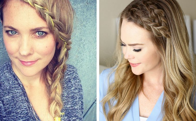 Try These New Hairstyles