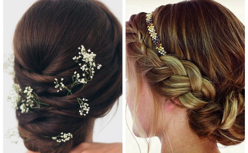 40 Cute and Trendy Updos for Long Hair