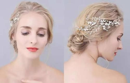 TOP 40 BRIDAL HEADPIECES FOR YOUR WEDDING HAIRSTYLES