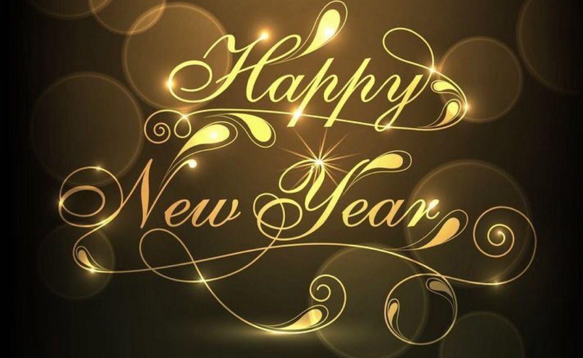 HAPPY NEW YEAR! HELLO 2019!
