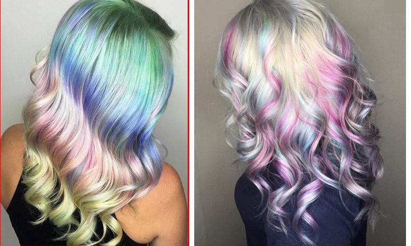 40+ Cool Pastel Hair Colors in Every Shade of Rainbow
